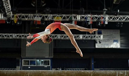 Les gymnastes occitanes s'illustrent au Tournoi International de l'Elite Gym Massilia les 17,18 et 19 novemb..