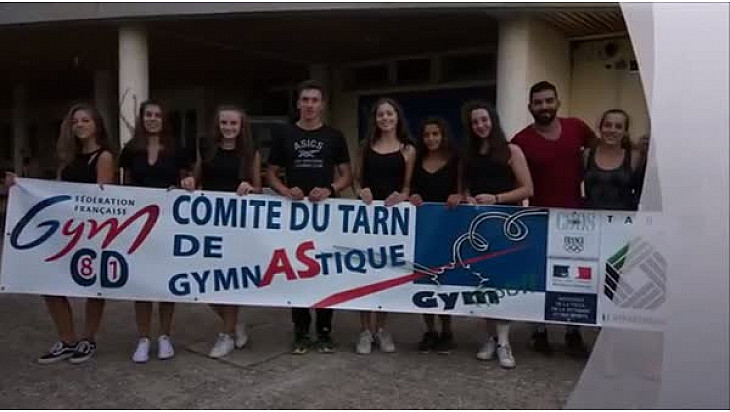 Formation des animateurs de Gymnastique au camp d'été de Razisse 2017